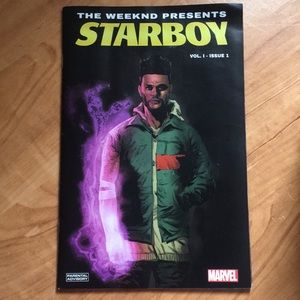 The Weeknd STARBOY x Marvel Vol. 1